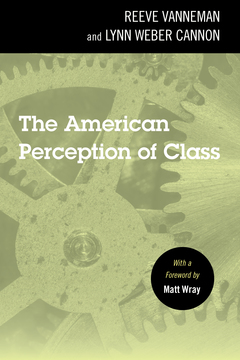 The American Perception of Class
